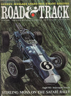 Road & Track Vol. 17 No. 10 Magazine