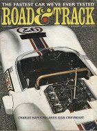 Road & Track Vol. 17 No. 11 Magazine