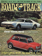 Road & Track Vol. 17 No. 3 Magazine