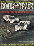 Road & Track Vol. 17 No. 6 Magazine