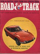 Road & Track Vol. 18 No. 10 Magazine