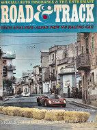 Road & Track Vol. 18 No. 12 Magazine
