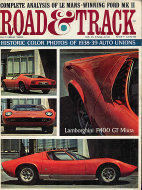 Road & Track Vol. 18 No. 22 Magazine