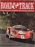 Road & Track Vol. 18 No. 3 Magazine