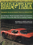 Road & Track Vol. 18 No. 4 Magazine