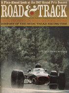 Road & Track Vol. 18 No. 8 Magazine