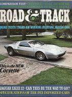 Road & Track Vol. 22 No. 5 Magazine