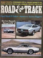Road & Track Vol. 23 No. 11 Magazine