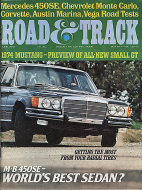 Road & Track Vol. 24 No. 10 Magazine