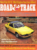 Road & Track Vol. 24 No. 7 Magazine