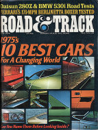 Road & Track Vol. 26 No. 10 Magazine