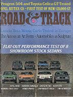 Road & Track Vol. 26 No. 12 Magazine