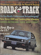 Road & Track Vol. 27 No. 12 Magazine