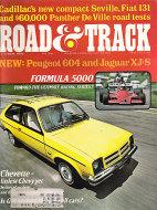 Road & Track Vol. 27 No. 2 Magazine