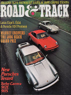 Road & Track Vol. 27 No. 5 Magazine