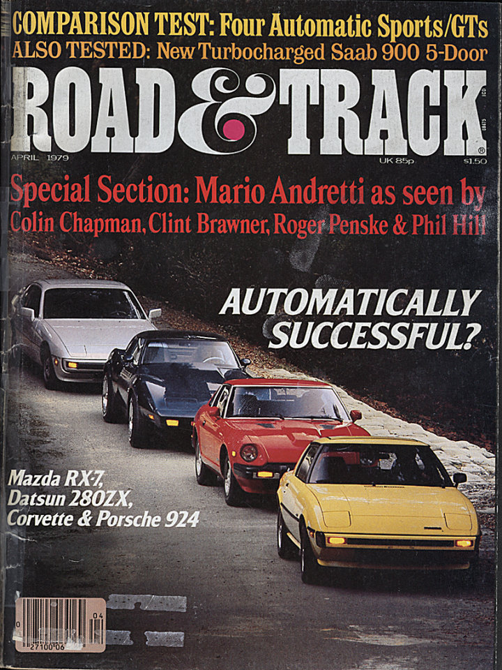 Road & Track Vol. 30 No. 8