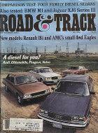 Road & Track Vol. 32 No. 1 Magazine