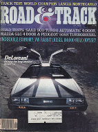 Road & Track Vol. 32 No. 10 Magazine