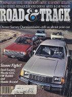 Road & Track Vol. 32 No. 6 Magazine