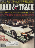 Road & Track Vol. 33 No. 4 Magazine