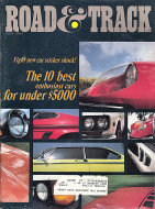 Road & Track Vol. 34 No. 11 Magazine