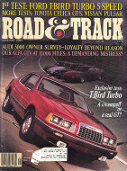 Road & Track Vol. 34 No. 5 Magazine