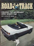 Road & Track Vol. 35 No. 11 Magazine