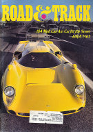 Road & Track Vol. 35 No. 8 Magazine