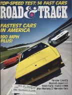 Road & Track Vol. 37 No. 1 Magazine
