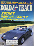 Road & Track Vol. 38 No. 3 Magazine