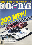 Road & Track Vol. 38 No. 5 Magazine