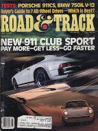 Road & Track Vol. 39 No. 9 Magazine