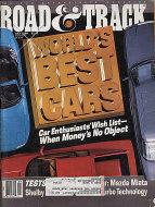 Road & Track Vol. 40 No. 11 Magazine