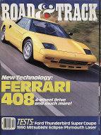 Road & Track Vol. 40 No. 4 Magazine