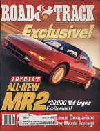 Road & Track Vol. 41 No. 6 Magazine