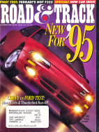 Road & Track Vol. 46 No. 2 Magazine