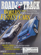 Road & Track Vol. 46 No. 5 Magazine