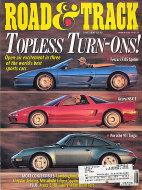 Road & Track Vol. 47 No. 10 Magazine