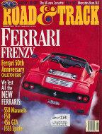 Road & Track Vol. 48 No. 5 Magazine