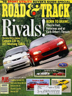Road & Track Vol. 49 No. 3 Magazine