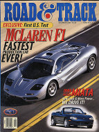 Road & Track Vol. 49 No. 4 Magazine