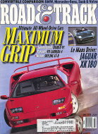 Road & Track Vol. 50 No. 11 Magazine