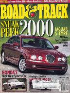 Road & Track Vol. 50 No. 4 Magazine
