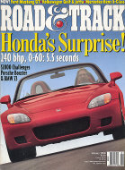 Road & Track Vol. 50 No. 5 Magazine