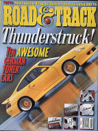 Road & Track Vol. 51 No. 6 Magazine