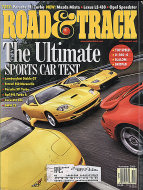 Road & Track Vol. 52 No. 3 Magazine