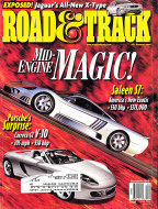 Road & Track Vol. 52 No. 4 Magazine