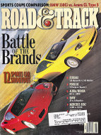 Road & Track Vol. 52 No. 5 Magazine