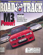Road & Track Vol. 52 No. 6 Magazine
