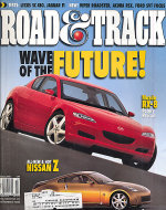 Road & Track Vol. 52 No. 7 Magazine